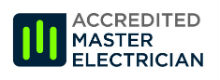 Accredited Master Electricial Logo