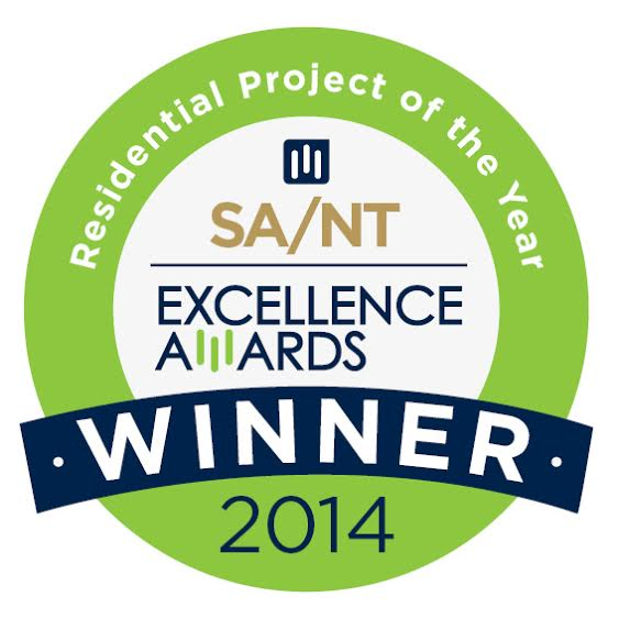 2014 Residential Project of the Year Badge